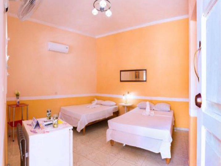 Alojamiento barato Habana