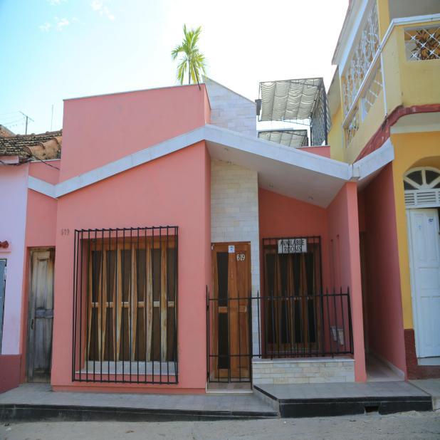 casas particulares en cuba alojamientos económicos Hostal Casa Zobeida trinidad