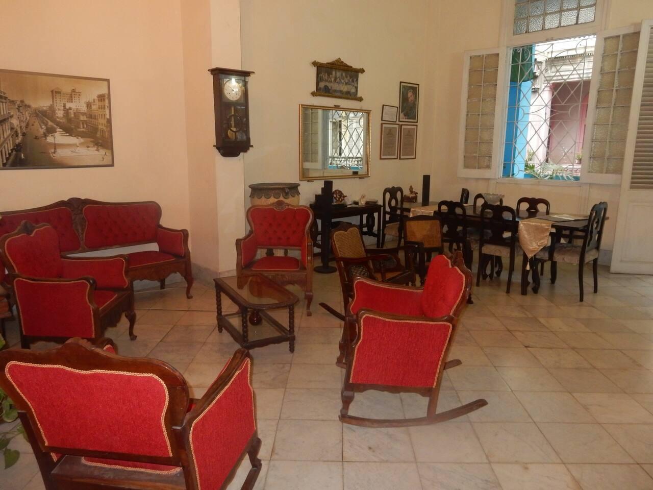 alojamiento en la habana CUBA