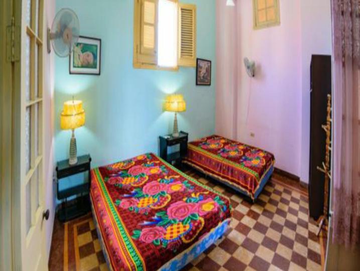 Casas particulares en la Habanaen alquiler