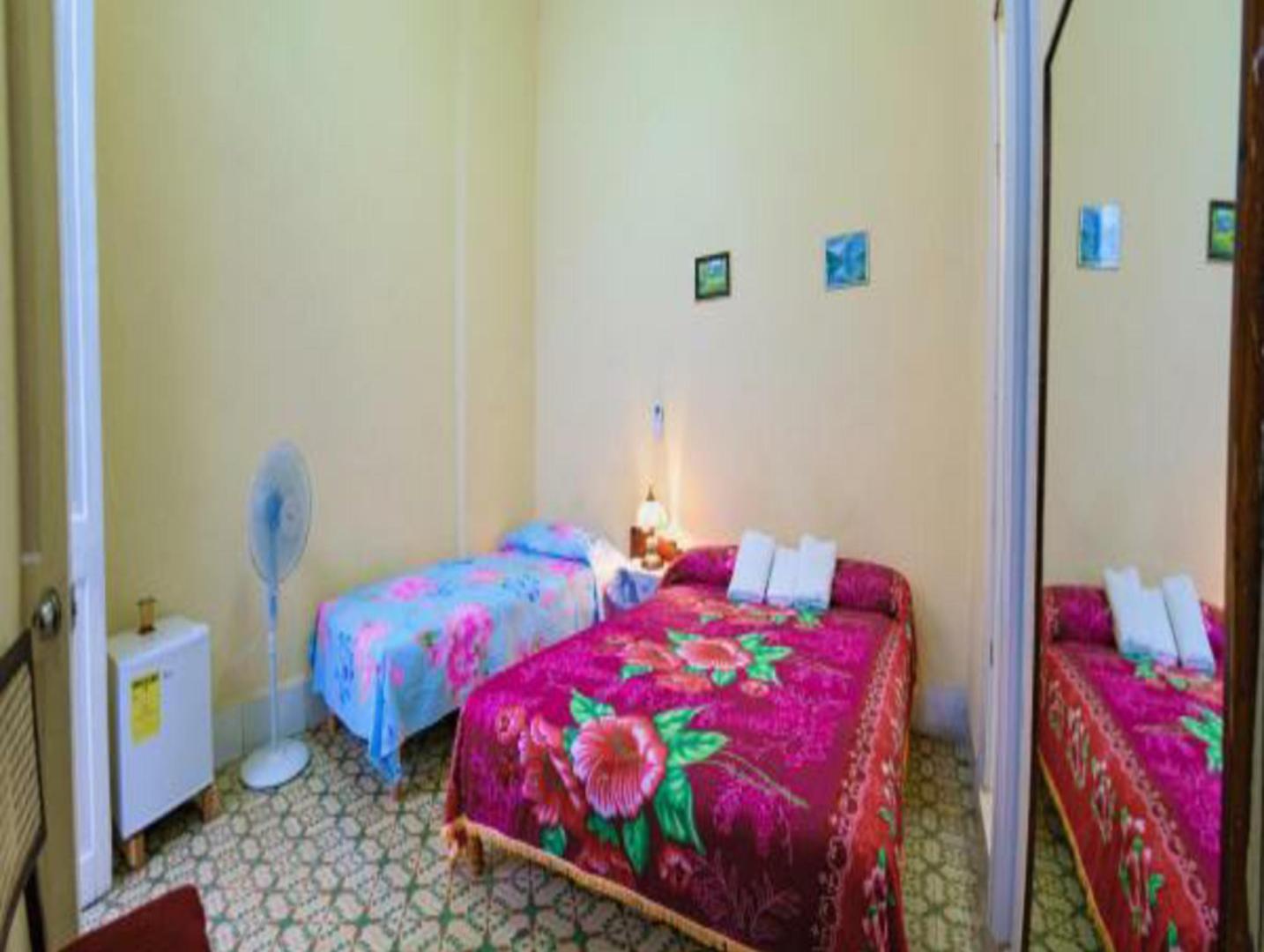 Alojamientos en la Habana