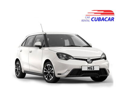 Alquiler de auto en Cuba
