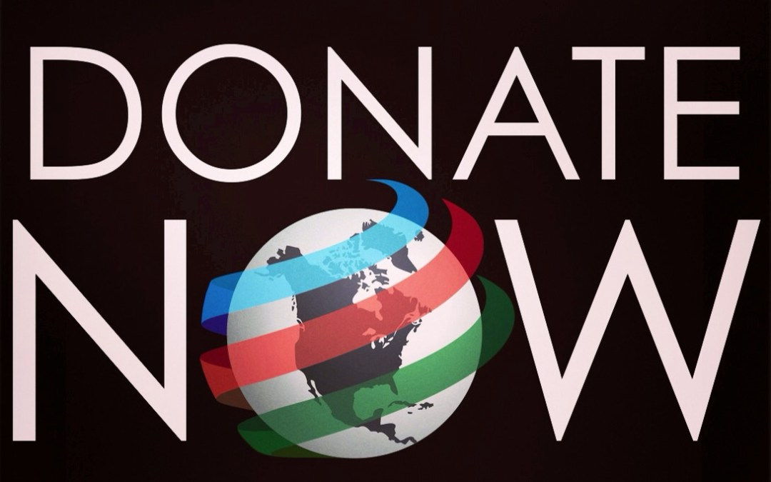 Our region, our Future. Support our Work: Donate Now!