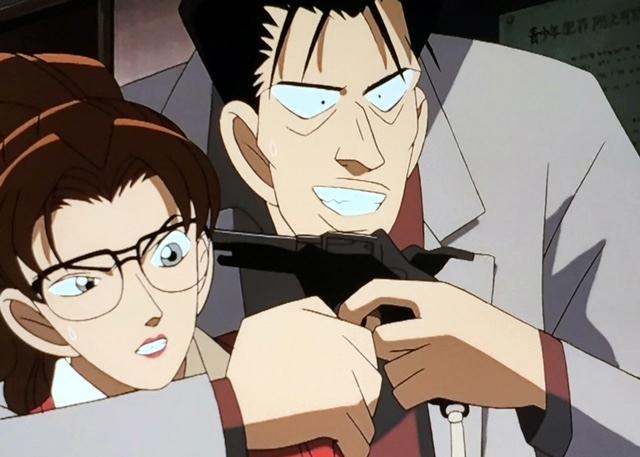 毛利小五郎が警察を辞めた理由