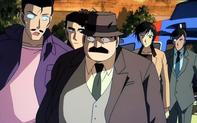 「名探偵コナン 紺碧のジョリー・ロジャー」トレジャーハンターの正体