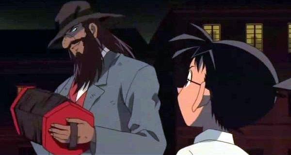 名探偵コナン ベイカー街の亡霊ネタバレ