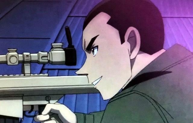 名探偵コナン 異次元の狙撃手の犯人ケビン・ヨシノ