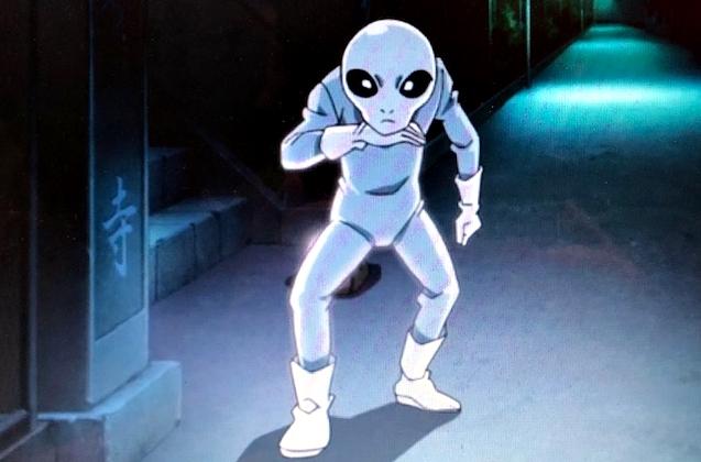 名探偵コナン 残念でやさしい宇宙人ネタバレ