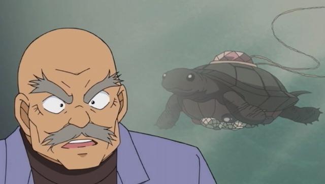 怪盗キッドと赤面の人魚(ブラッシュマーメイド)ネタバレ トリック