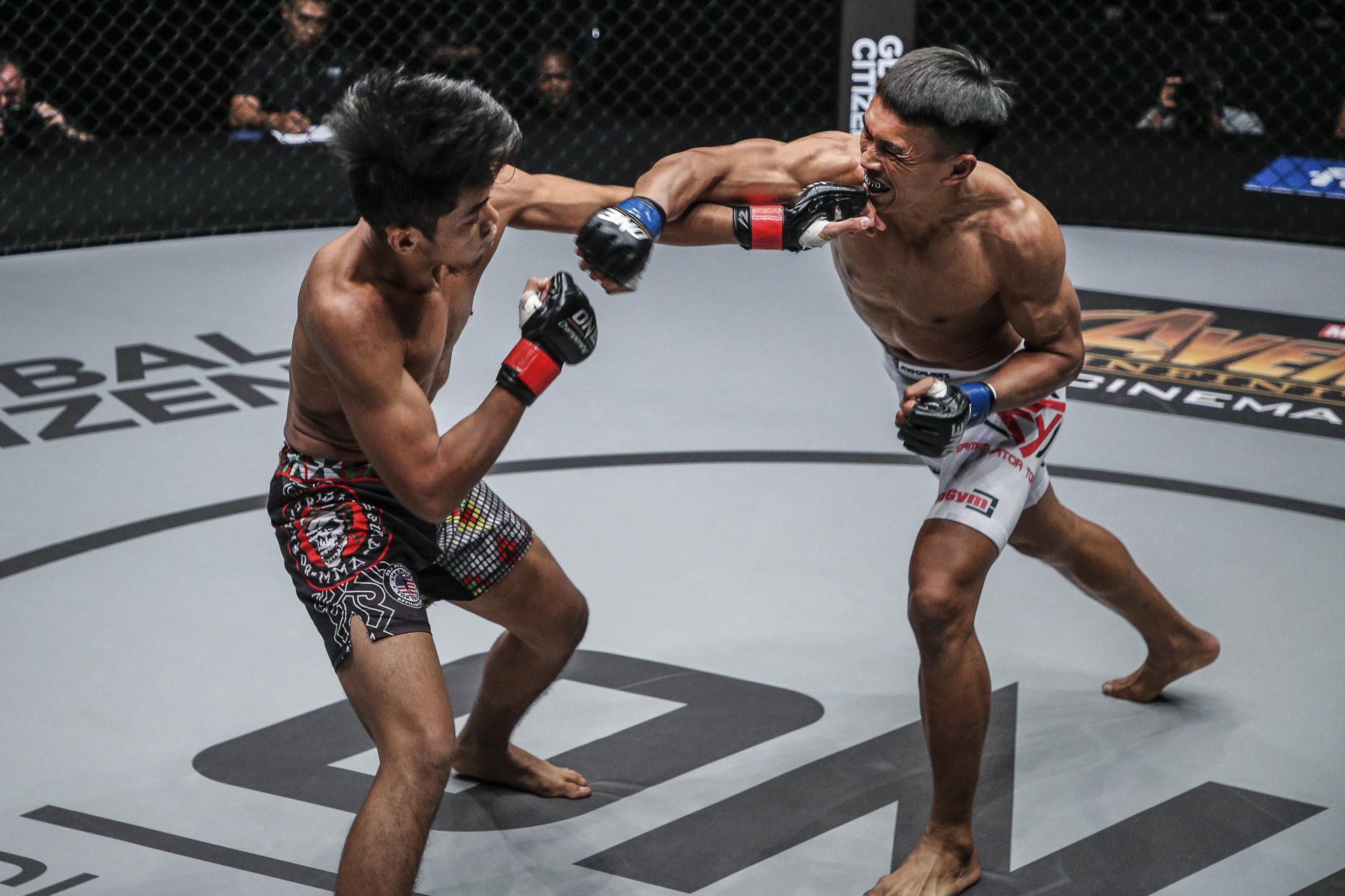 PHOTOS: Sunoto vs Hisyam Samsudin at 'ONE: Iron Will' – CONAN Daily