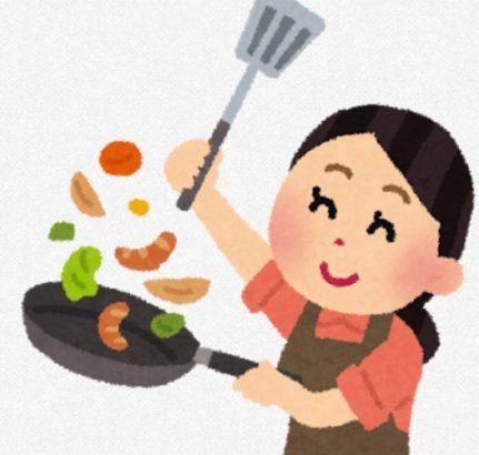 【料理】先輩の名言「献立はフレーバーから考える」