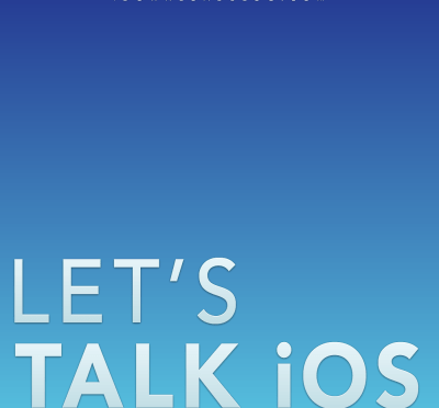 "Podcast review and recommendation: ""Let's Talk iOS"" by iDownloadblog"