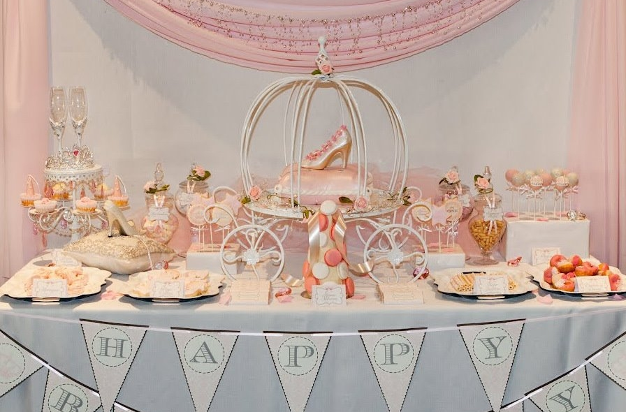 Ideas Mesas dulces para cumples temticos