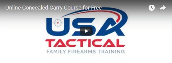 Carry Online Free Concealed Permit