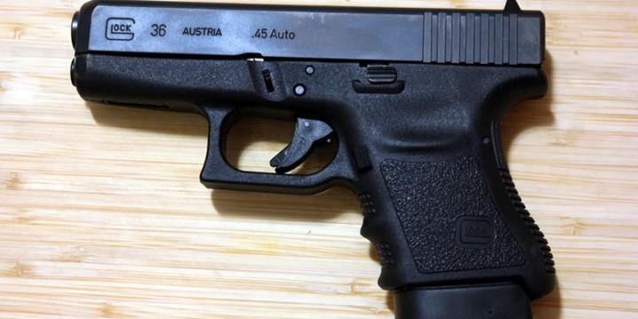 firearm review glock 36