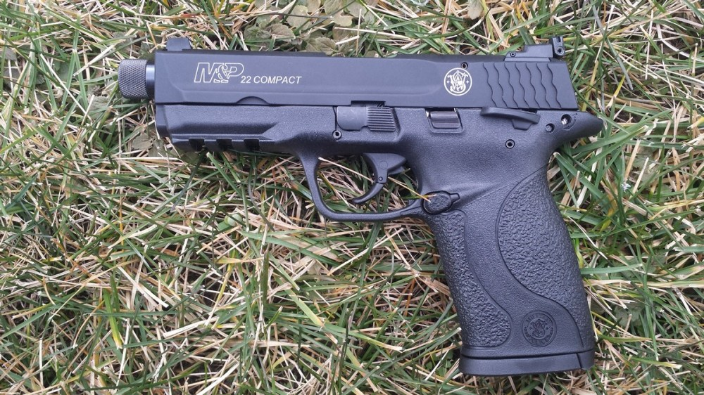 medium resolution of  firearm review smith wesson m p 22 compact concealed nation