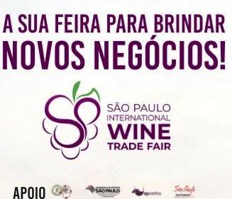 SÃO PAULO INTERNACIONAL WINE TRADE FAIR