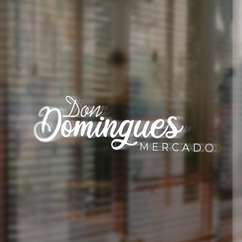 Logotipo Dom Domingues