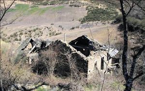 Santibáñez de Montes, primer pueblo que desaparece en León en 25 años