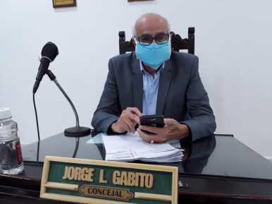 Concejal Gabito