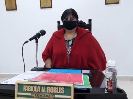 Concejal Robles