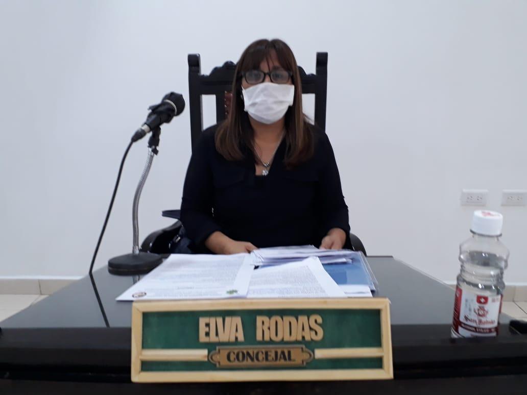 Concejal Rodas