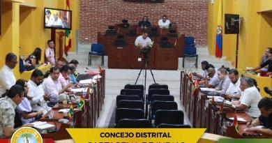 BOLETÍN DE PRENSA No.075 (17 de Junio de 2019)             Concejo pide agilizar traslado de la cárcel de San Diego