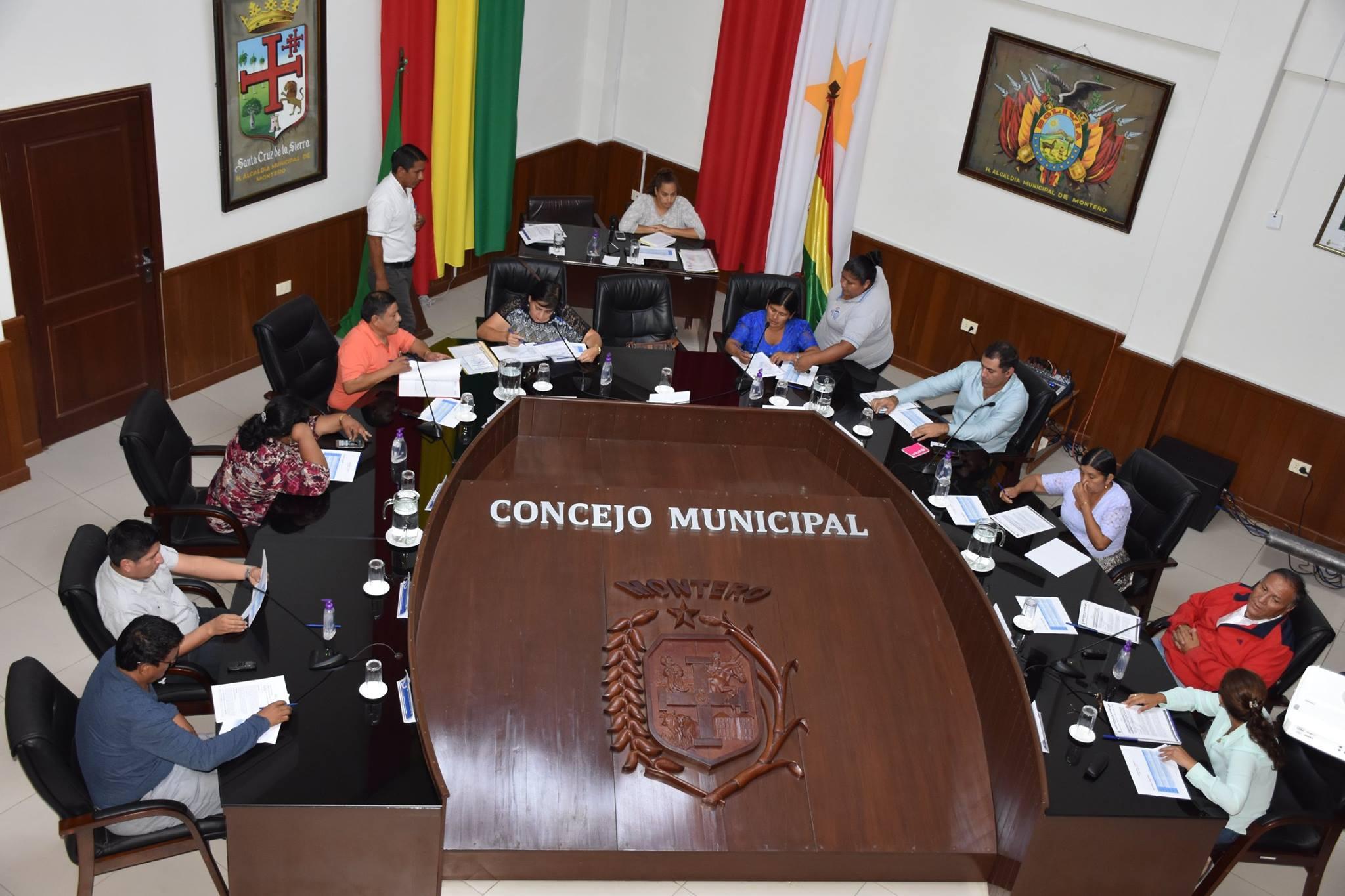 Concejo aprobó Apoyo para el carnaval cultural Montereño denominado ¨Fiesta Grande de la Integración¨