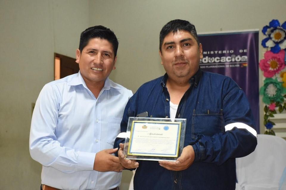 entrega de certificación de capacidades a los empíricos de nuestra ciudad de Montero.