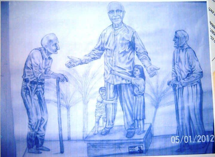 Concejo Municipal declara tres días de duelo y rinde homenaje póstumo al Rvdo. Mario Pani Mulas (+) sacerdote salesiano filántropo que ha dejado un gran legado en Montero.