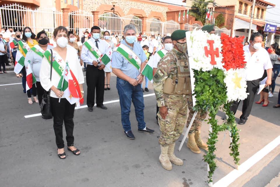Montero celebra un aniversario sin desfile en su 166 aniversario.