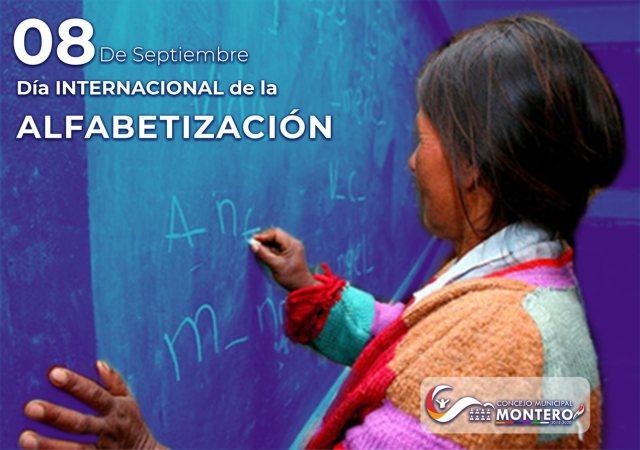 La Conferencia General de la UNESCO declaró el 8 de septiembre Día Internacional de la Alfabetización
