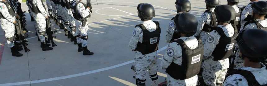 AFmedios Guardia Nacional en Michoacán Silvano Aureoles y Andres Manuel Lopez Obrador 2 - Michoacán, primer estado en poner en marcha las instalaciones de GN - #Noticias