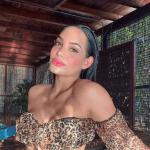 """Andrea Valdiri - Andrea Valdiri y la ubicación que borró de Instagram: """"Aquí estoy con el bollo de mi hermana"""" (VIDEO) - #Noticias"""