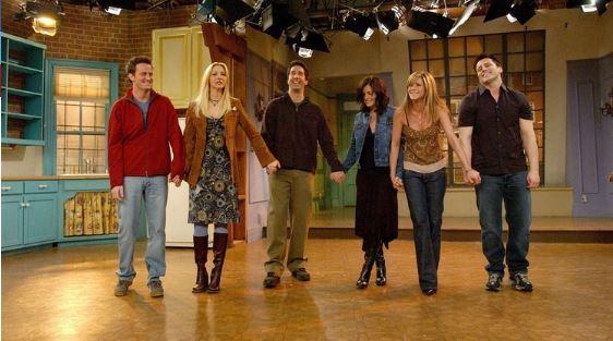 """FRIENDS - El multimillonario negocio detrás del regreso de """"Friends"""" - #Noticias"""