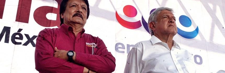 Sergio Jiménez Bojado y amlo - Militante de Morena que participe en asamblea de otra organización política queda fuera del Partido: Bojado - #Noticias