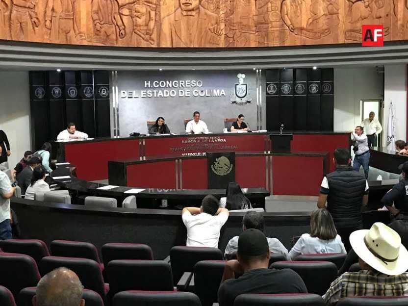 congreso derechos humanos 1 - La cuarta derrota de Visfocri en busca de la CDHEC y sus protectores - #Noticias