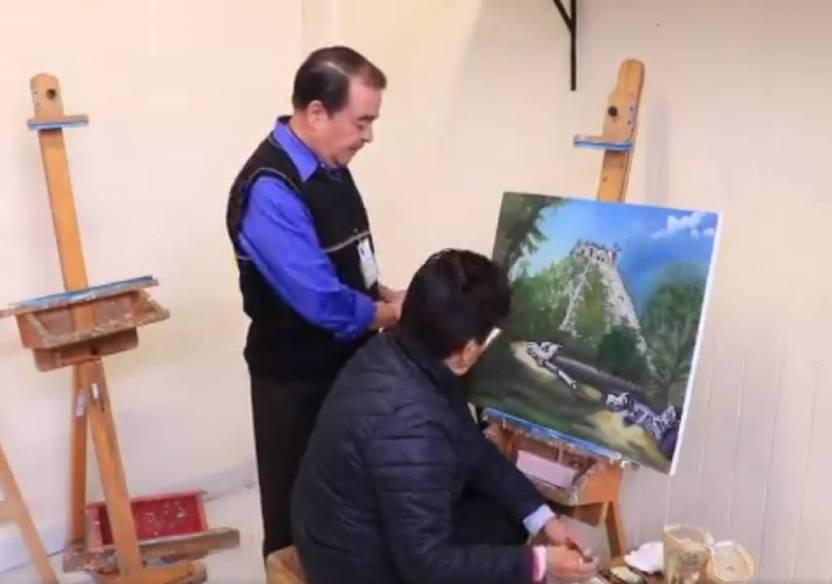 jubilados - Centro de Artistas y Artesanías IMSS-Morelos, alternativa para jubilados - #Noticias