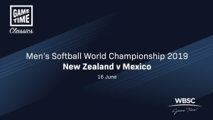 1585548037 maxresdefault - New Zealand v Mexico - Men's Softball World Cup 2019