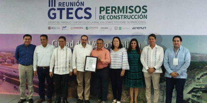 91ce841f 3a2a 4770 917a 87fa62aaefd5 660x330 - Felipe Cruz Recibió un reconocimiento de la OEA – Archivo Digital Colima - #Noticias