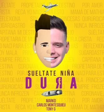 """Arte Suétate Niña Dura - ¡Lo que faltaba! Marko le canta a las mujeres """"bendecidas"""" - #Noticias"""