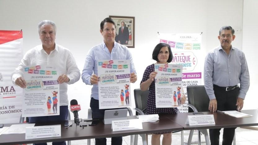 Invita Gobierno del Estado al Huateque Colimense - Invita Gobierno del Estado al Huateque Colimense - #Noticias