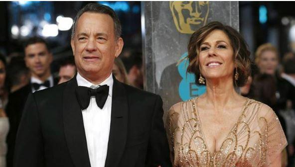 TOM Y SU ESPOSA - ¡Increíble! Así lucen Tom Hanks y su esposa tras dar positivo por coronavirus (FOTO) - #Noticias