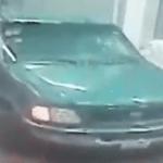 captura de pantalla 2020 03 21 a las 18 47 41 - Autoridades de Edomex localizan camioneta usada en el robo a un supermercado de Tecámac