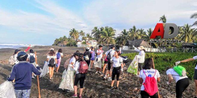 cf15b6d2 0c9d 42d3 bb84 67d519b18b55 660x330 - Se suma colectivo Hope del Tec Colima a acciones de limpieza en playas de Tecomán – Archivo Digital Colima - #Noticias