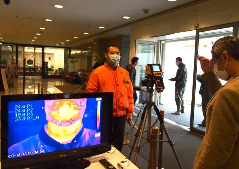 china coronavirus e1584202498263 - Disminuyen contagios en China y comienzan a abrir parques y museos - #Noticias