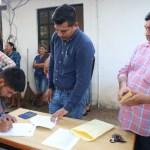 cumple el alcalde Carlos Carrasco - Carlos Carrasco cumple con pago a beneficiarios del programa de Empleo Temporal en La Presa - #Noticias