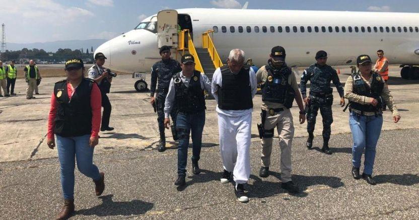 deportan de eeuu a acusado de masacre en guatemala crop1583280034673.jpg 673822677 - Deportan de EEUU a acusado de masacre en Guatemala - #Noticias