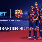 fc barcelona 1xbet - El FC Barcelona incluye a 1XBET como su nuevo socio global - #Noticias