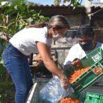 jitomate 1 660x330 - DIF Municipal Colima realiza entrega de jitomate cherry a familias vulnerables – Archivo Digital Colima